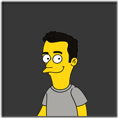 my simpson image