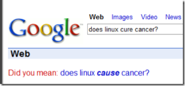 Does Linux Cure Cancer?
