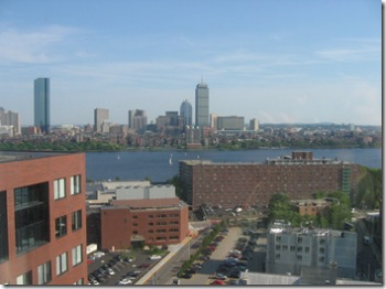 Boston Skyline (Day)