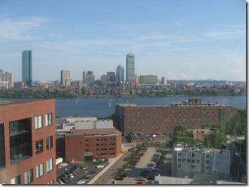 Boston Skyline (Day)